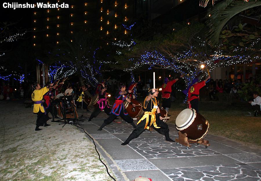 ラマダルネッサンスリゾート沖縄カウントダウンイベント